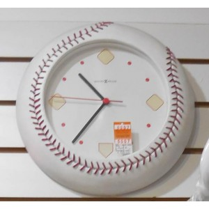 "RELOJ DE PARED ""BASEBALL WALL"""